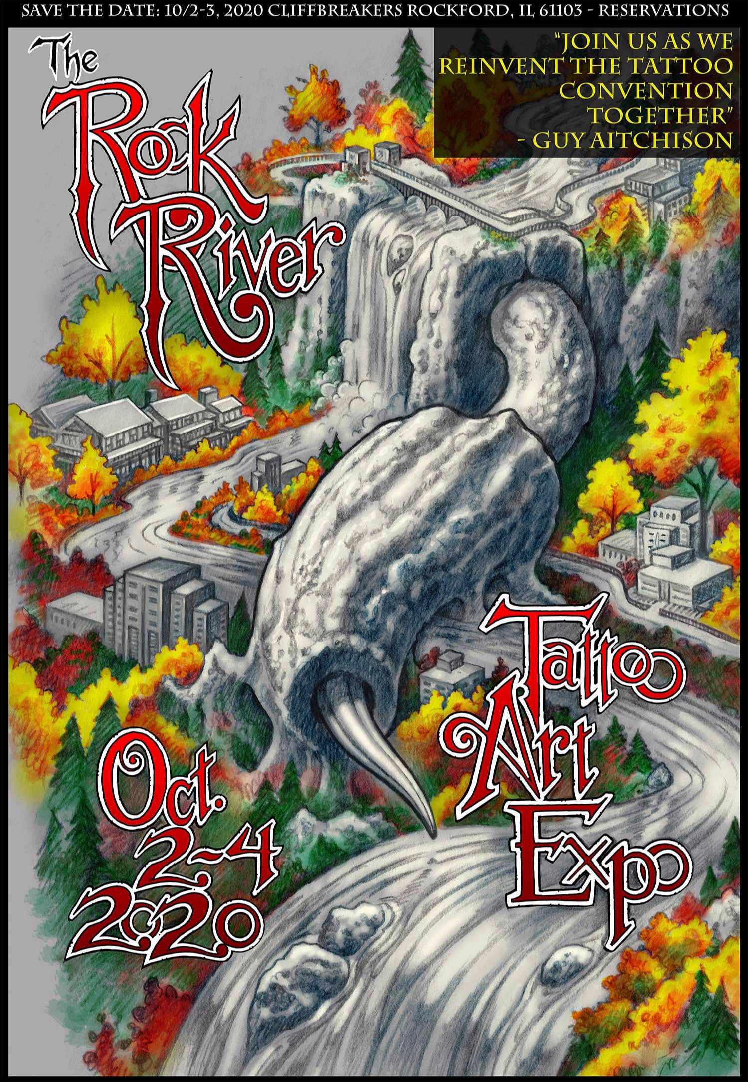 Rock River Tattoo Art Expo